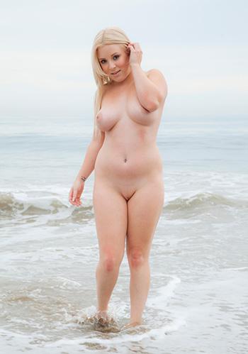 Sexy plump